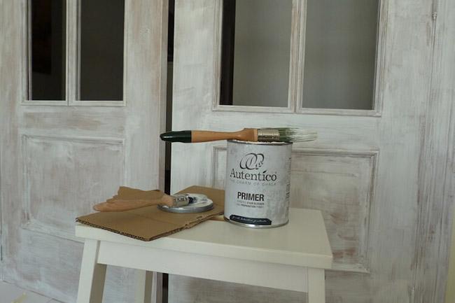 Crea decora recicla by all washi tape autentico chalk - Pintar sillas de madera sin lijar ...