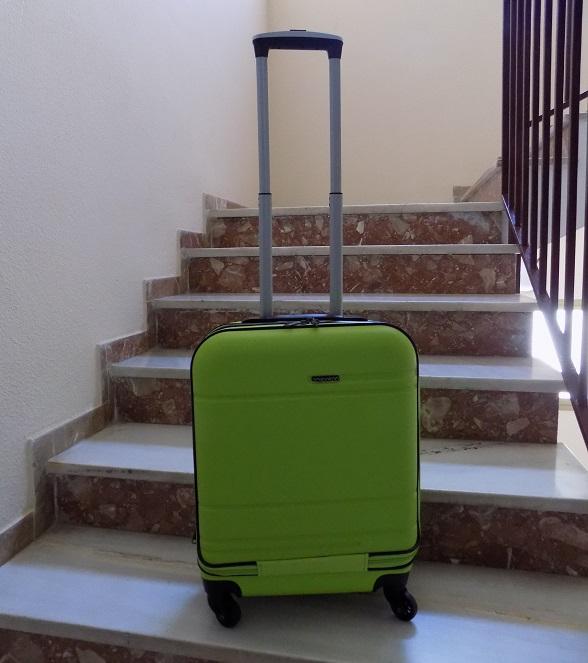 Mi maleta 55x40x20 (maleta de cabina) de MisMaletas.com