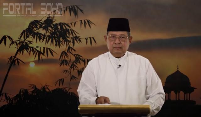 Skrip Lengkap Kontemplasi Ramadhan SBY 2019