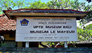 Museum Le Mayeur, Museum Lukisan Di Denpasar Bali