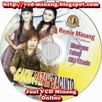Kiki Titania, Faisal & Rhenyma - Sakik Patah Bacinto (Album)