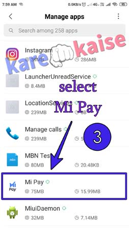 mi-pay-app-delete-select-kare