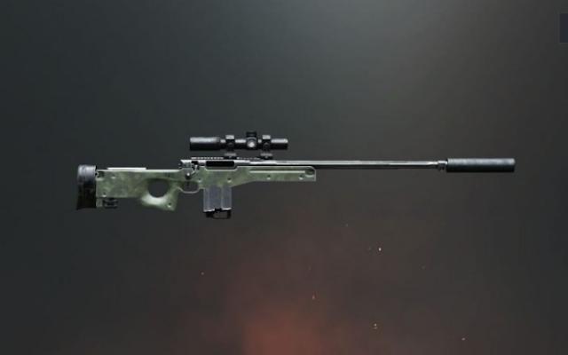 Sniper Bolt action di PUBG 4