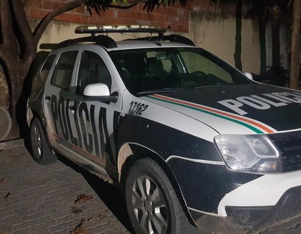 Adolescente de 15 anos é apreendido suspeito de assalto a motociclista em Fortaleza