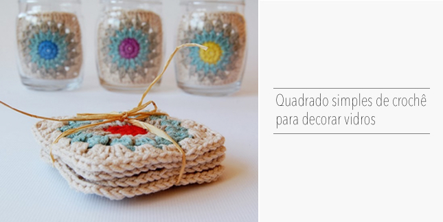 DIY-vidros-decorados-com-crochê