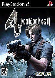 Download Resident Evil 4 PS2 ISO
