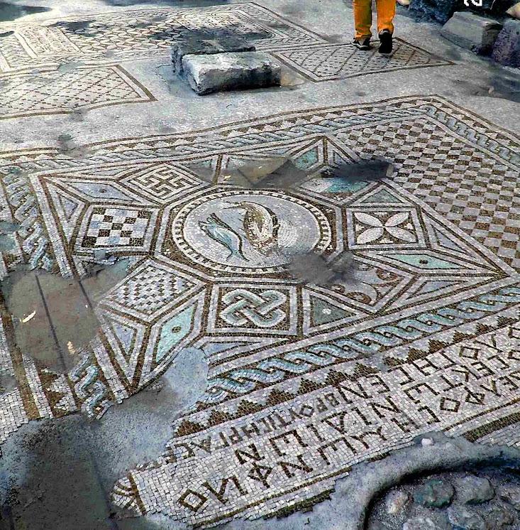 Igreja católica de Megiddo, uma das mais antigas do mundo