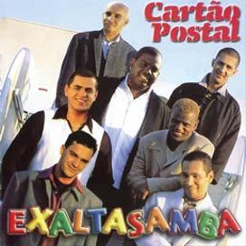 Exaltasamba - Cartão postal