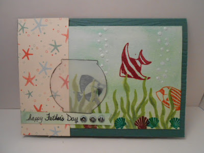 Try Stampin #326 Let's get Fishy