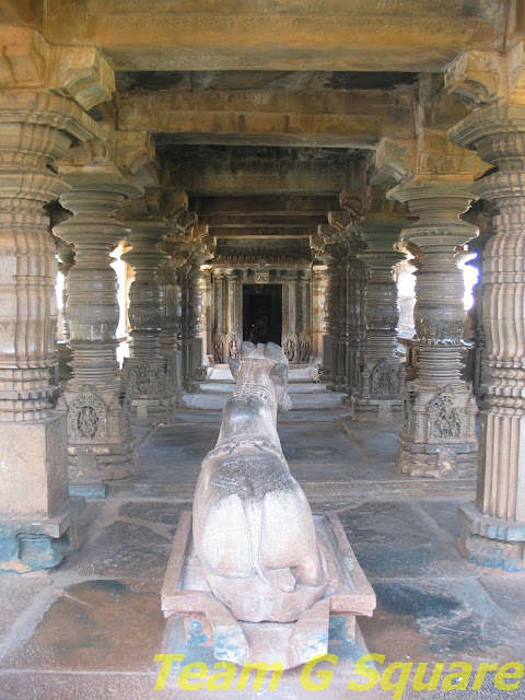 Kalleshwara Temple, Davanagere