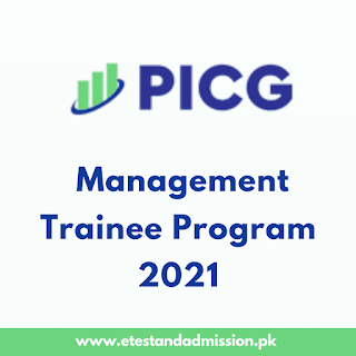 PICG Management Trainee Program 2021