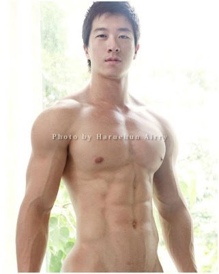 asian male models