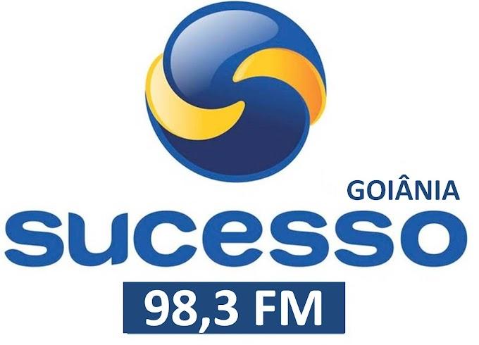 Rádio Sucesso FM 98,3 de Goiânia Goiás Ao Vivo