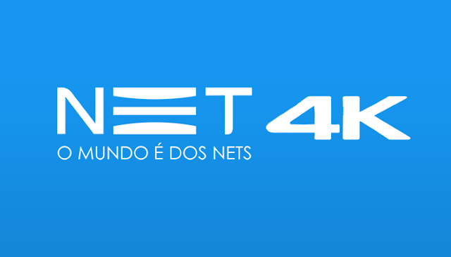 NET aposta na experiência imbatível do mundo 4K