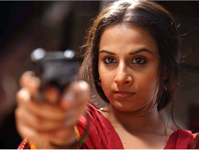 Vidhya Ballan as Villain;bollywood movie with female villain
