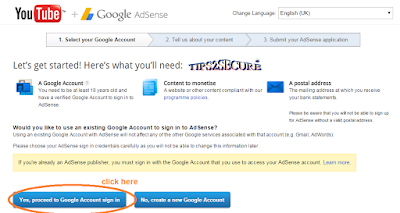 google adsense approval tips 2015
