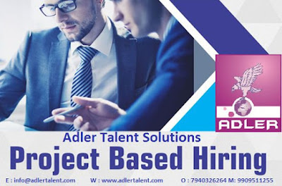 Project Based Hiring - Adler Talent Solutions
