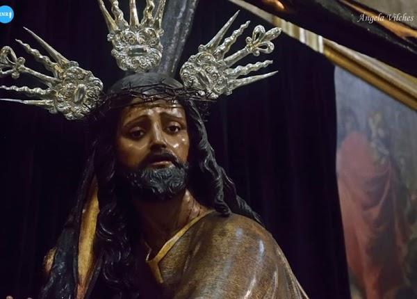 Elena Montero ilustrará la papeleta de sitio del viacrucis de las hermandades presidido por el Cristo de la Corona