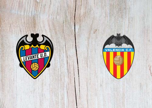 Levante vs Valencia -Highlights 7 December 2019