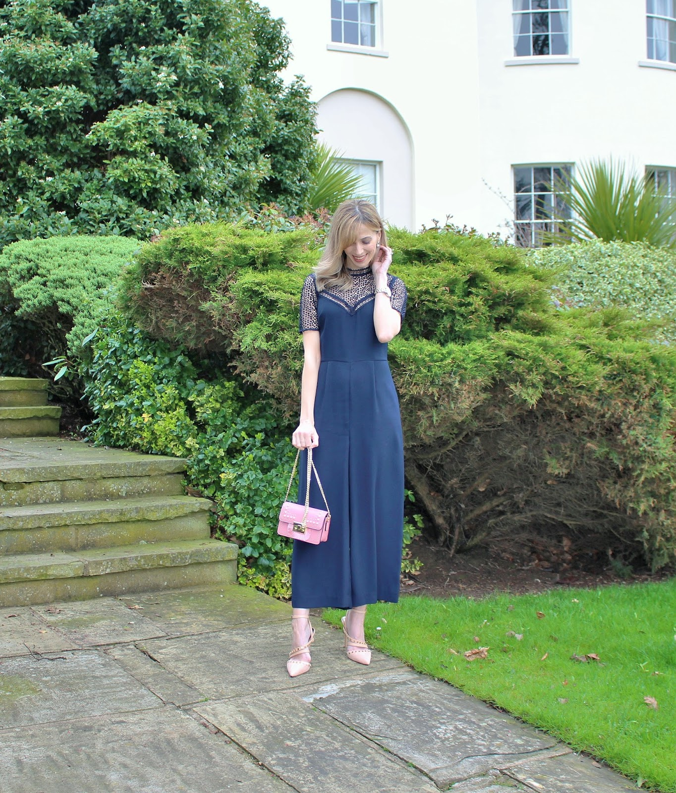 How To Style A Jumpsuit For A Wedding - 3