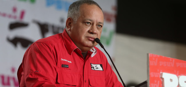 Diosdado Cabello: «aquí no habrá elecciones presidenciales»