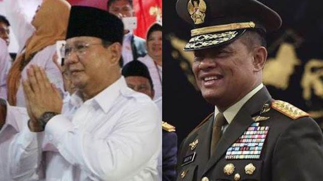 Pidato Prabowo soal Indonesia Bubar 2030, Gatot Nurmantyo: Sangat Mungkin Terjadi, Lebih Waspada