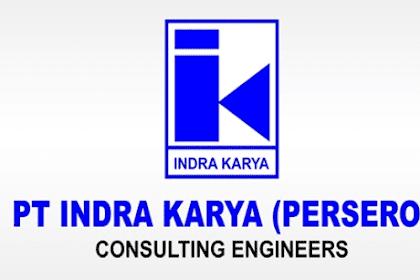 Lowongan Kerja Terbaru BUMN PT. Indah Karya (Persero) Tingkat S1 Batas Pendaftaran 22 November 2019