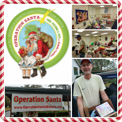 Operation Santa Wakulla Florida charity