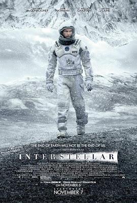 Sinopsis Film Interstellar 2014