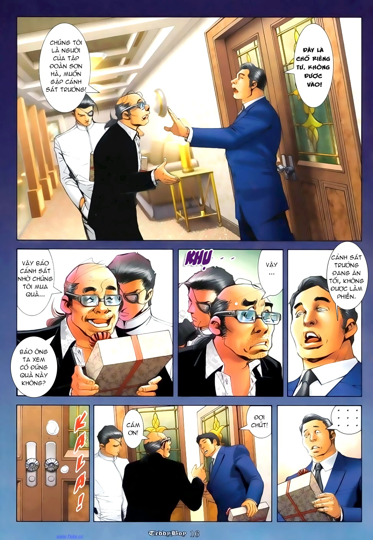 Người Trong Giang Hồ Chap 1133 - Truyen.Chap.VN