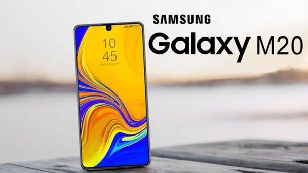 Samsung Galaxy M20: its European launch is approaching