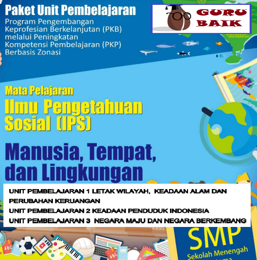 Modul PKP IPS SMP Tahun 2019/2020, Download Pdf
