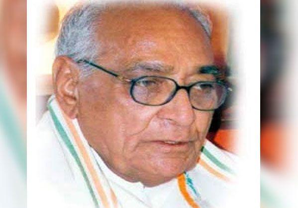 congress leader, motilal vohra, delhi, former trassur congress