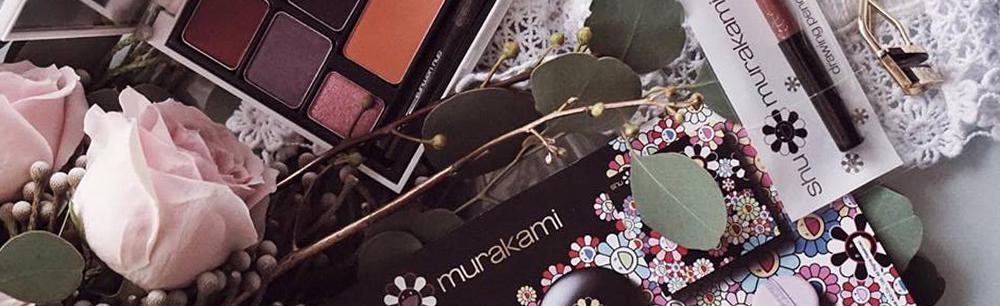 NEW! SHU UEMURA X TAKASHI MURAKAMI COLLECTION