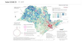 Radar COVID-19 - São Paulo