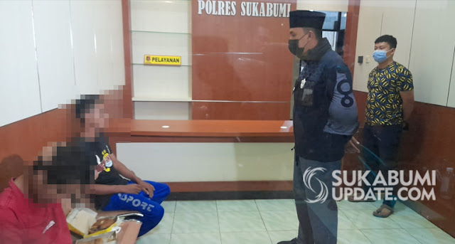 Bukan Penyerangan Ustadz, Dua Pria Diamuk Warga di Sukabumi Mau Berobat, Otaknya Kurang Sehat