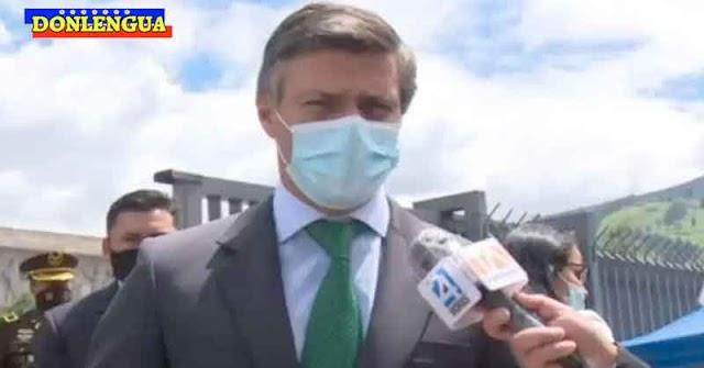 Leopoldo López desde Madrid urge por la entrada de vacunas a Venezuela