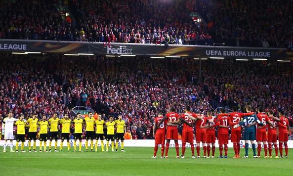 Update Info Hasil Liga Eropa Perempat FInal Leg 2 jumat 15 April 2016