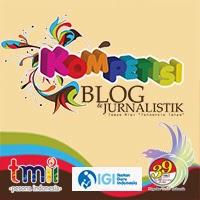kompetisi blog ulang tahun TMII