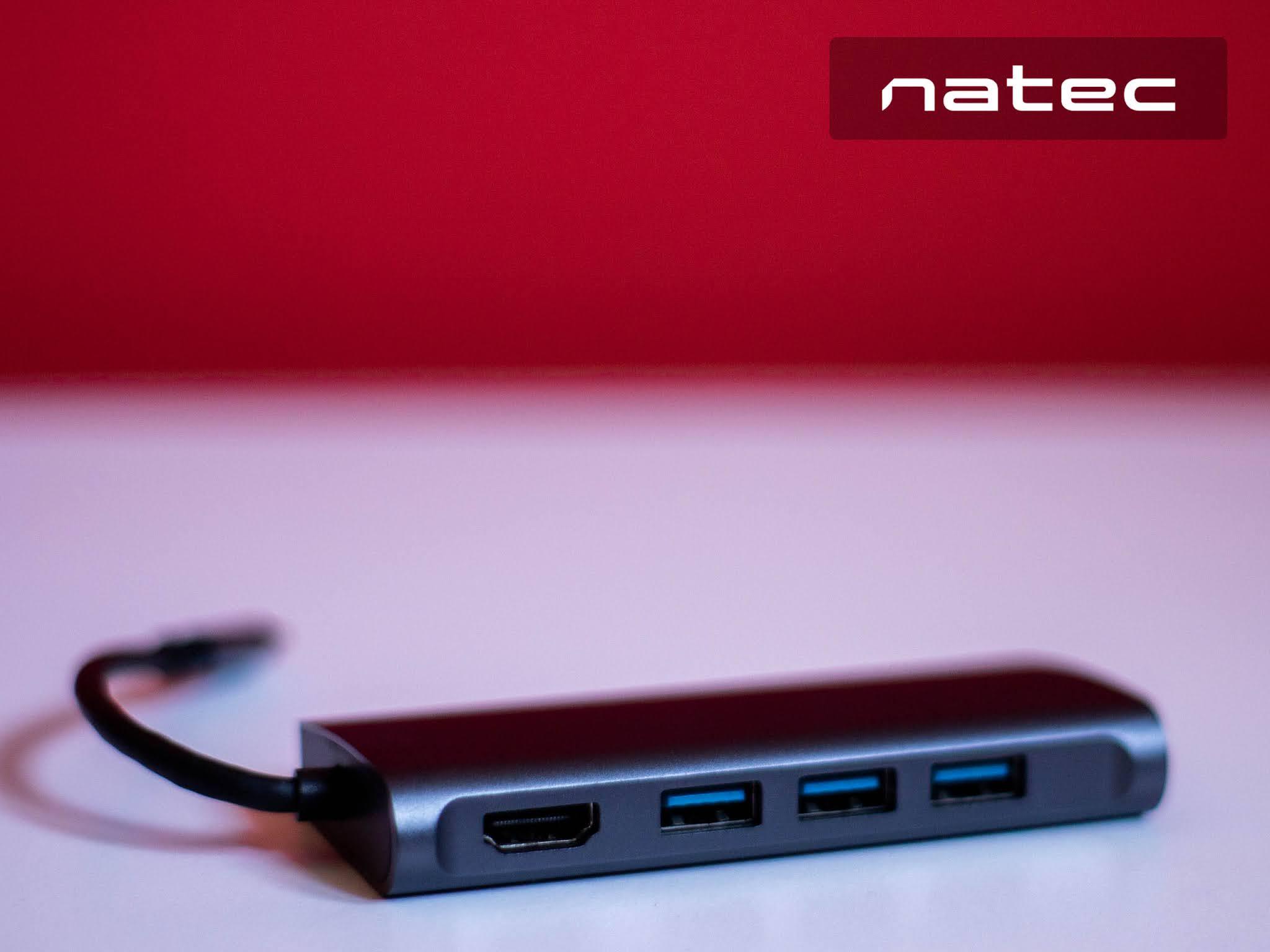 Natec Fowler 2 złącze HDMI i USB