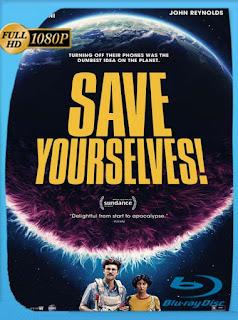 Save Yourselves! (Desconectados) (2020) BRrip 1080p Latino  [GoogleDrive] Tomyly