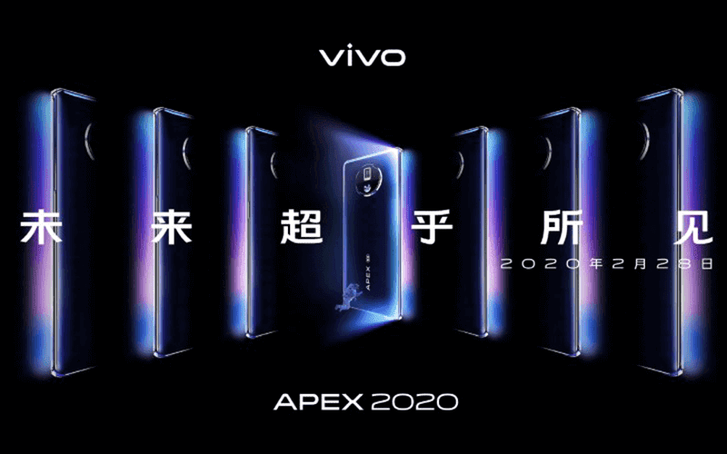 Vivo shares APEX 2020 teaser posters ahead of launch