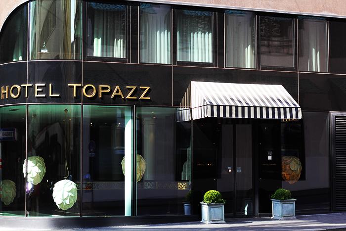 Hotel Topazz Wien Bar