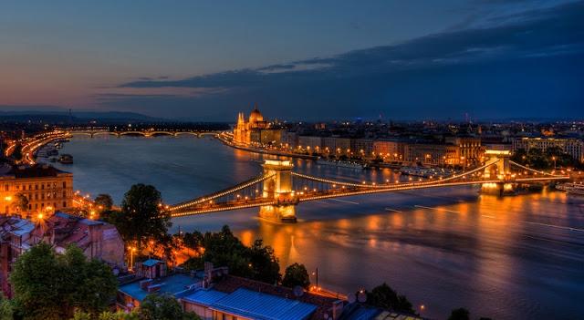 Fuso horário Budapeste x Brasil
