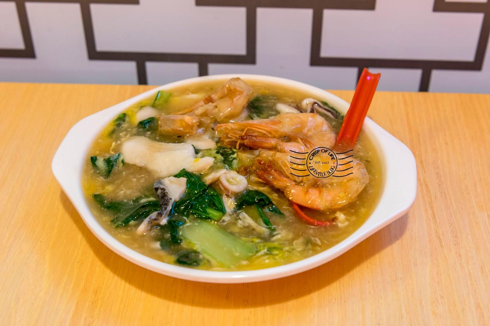Traditional Chinese Soup @ Lao Huo Tang 老火汤, Gurney Plaza, Penang