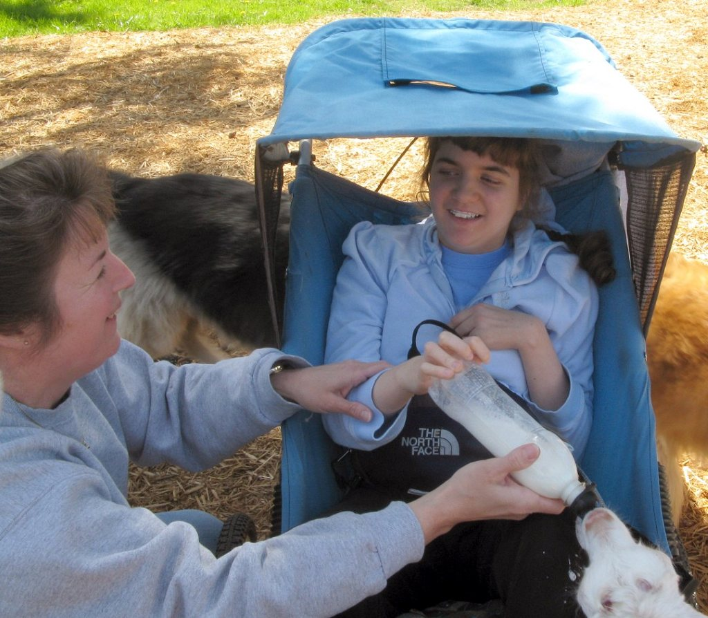 September 2011 ~ Special needs disability parenting BLOOM