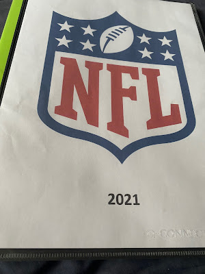 NFL Betting Book 2021