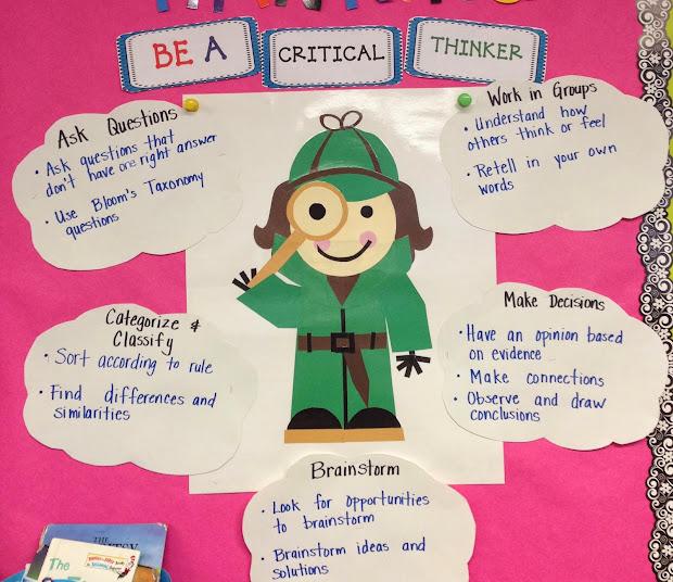 Classroom Critical Thinking