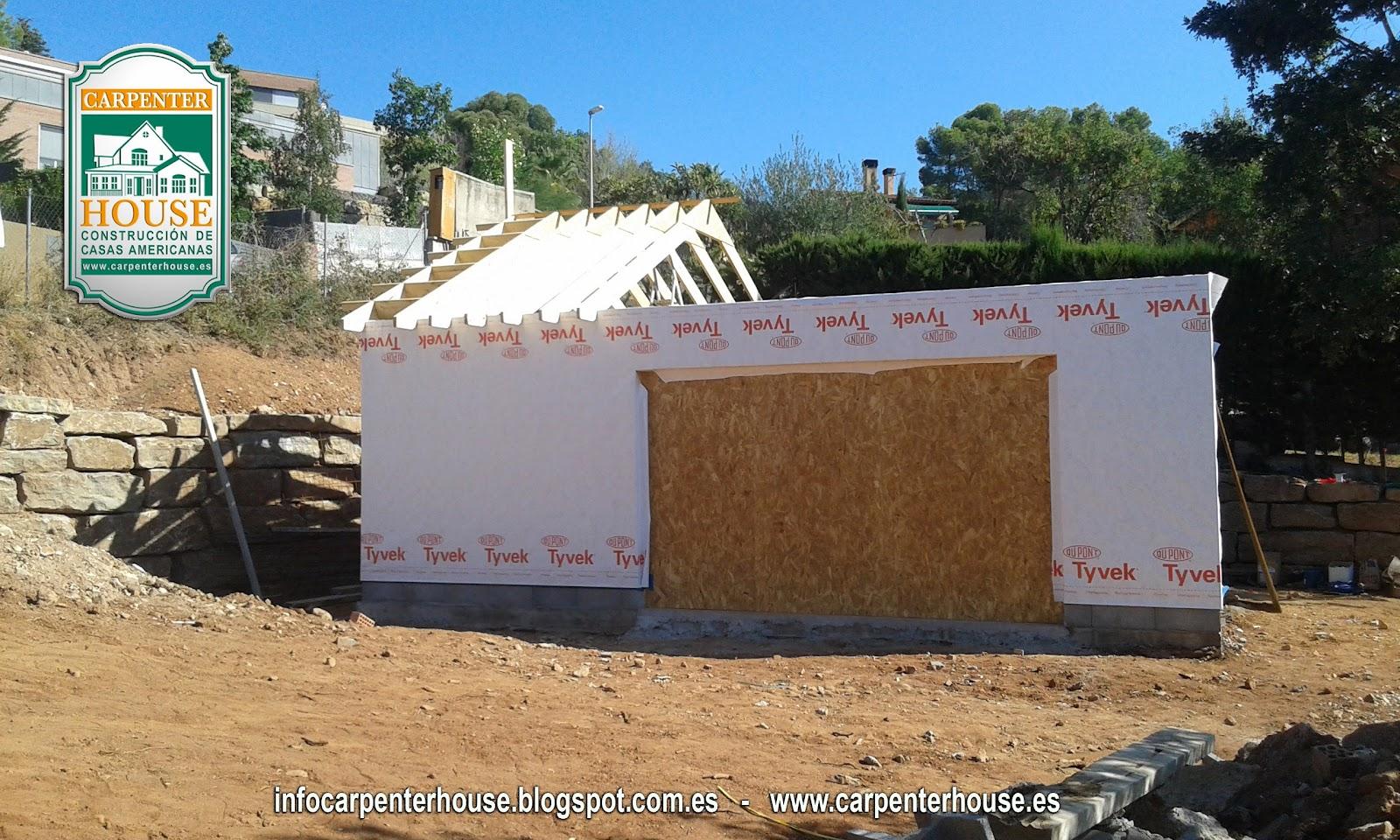 2 fase construcci n casa en el vall s occidental barcelona - Casas en el valles occidental ...