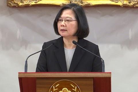 A tajvani elnök elítélte Pekinget a Tienanmen téri vérengzés elkendőzése miatt